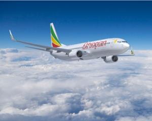 Ethiopian Airlines Boeing 737-800